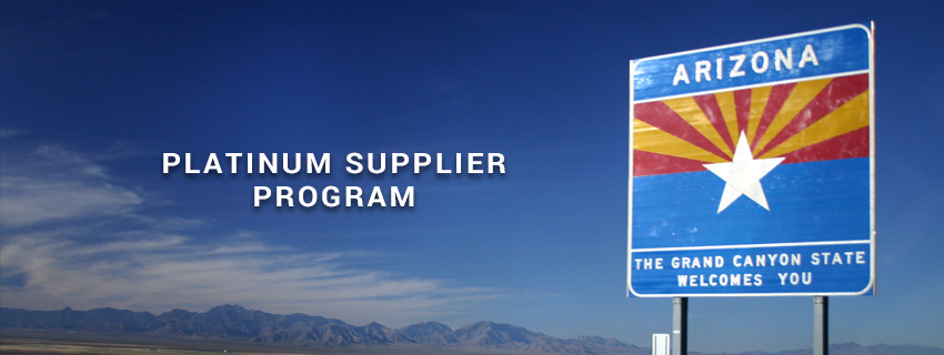 AZ Platinum Supplier Program