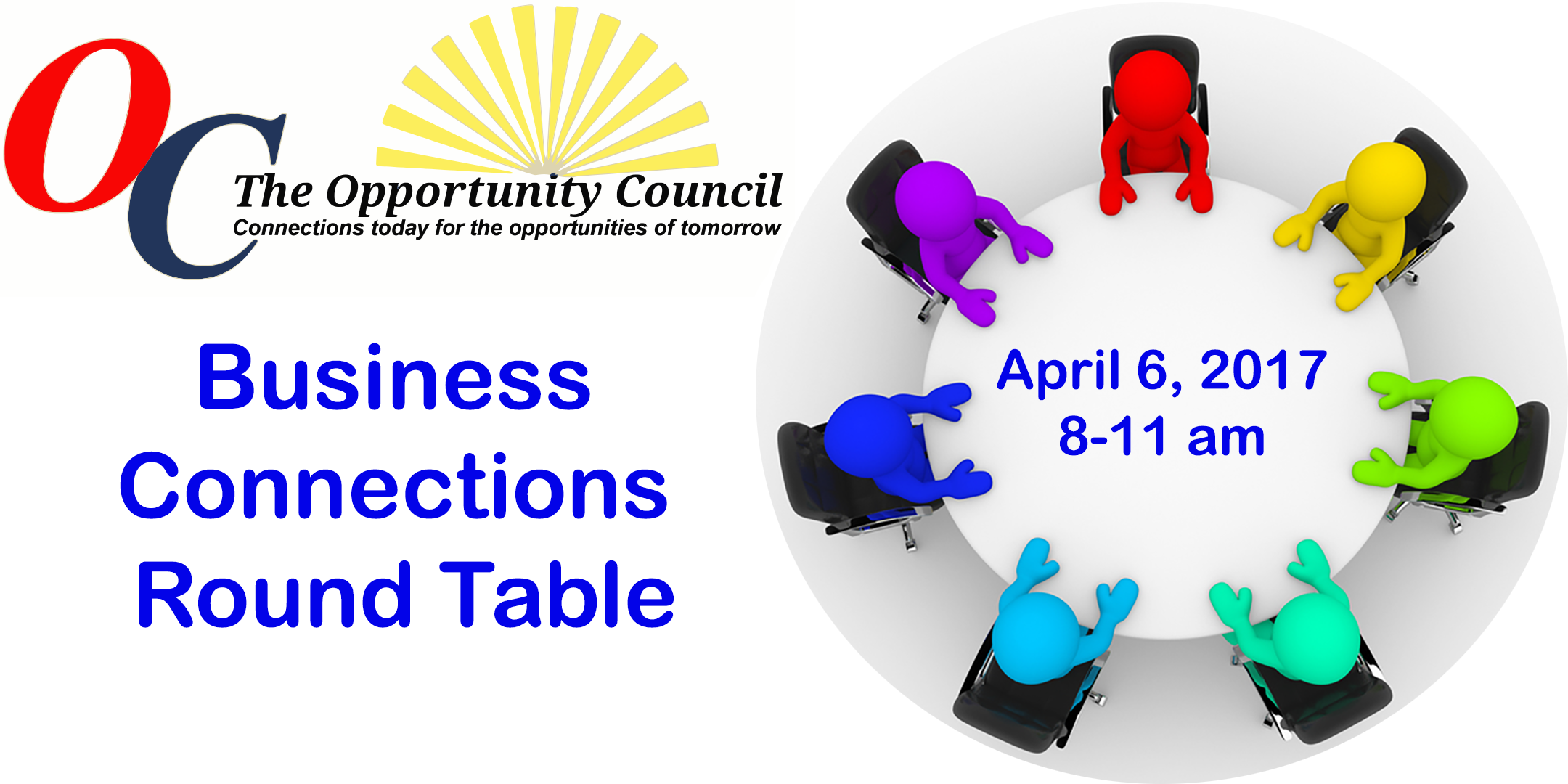 The Opportunity Councils Business Connections Round Table