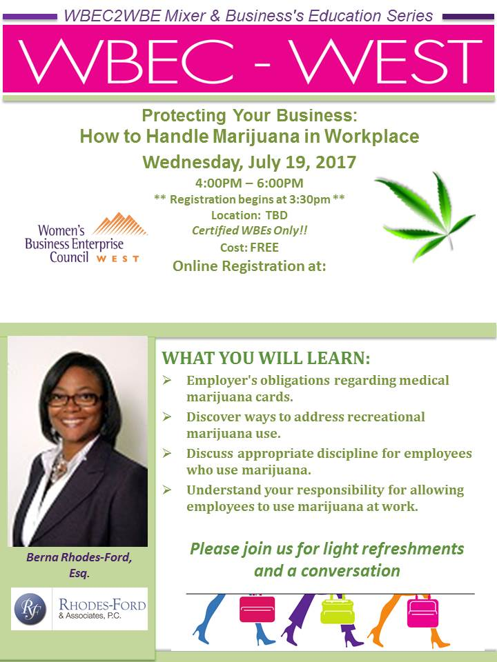 Protecting Your Business: How to Handle Marijuana in Workplace