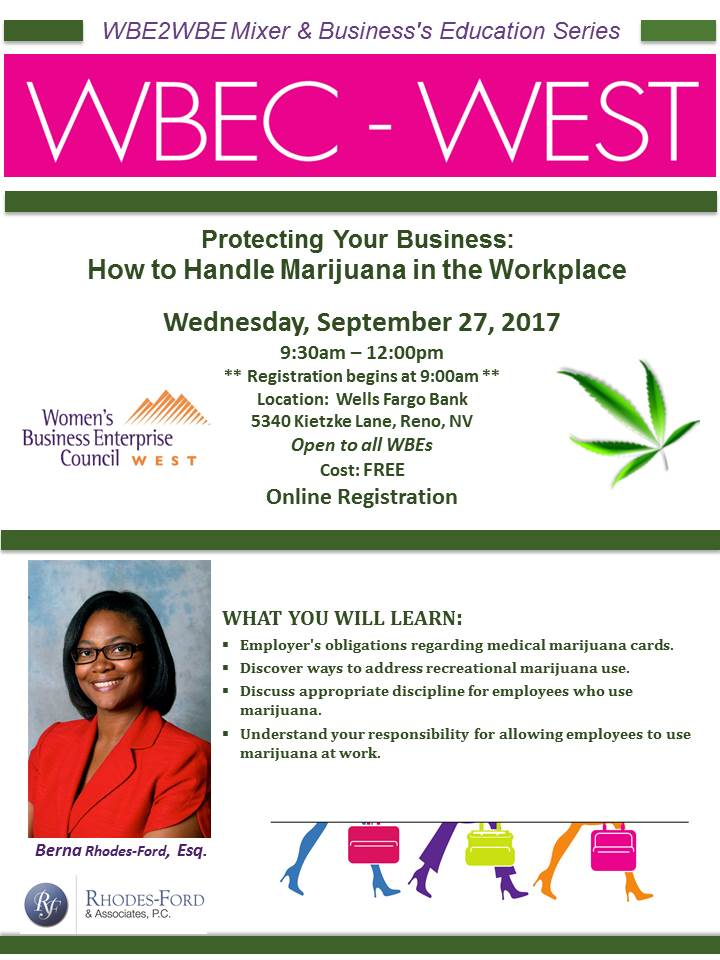 Protecting Your Business: How to Handle Marijuana in the Workplace