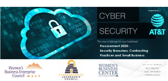 Cyber Security: Procurement 2020 : Security Breaches, Contracting Practices and Small Business - Utah