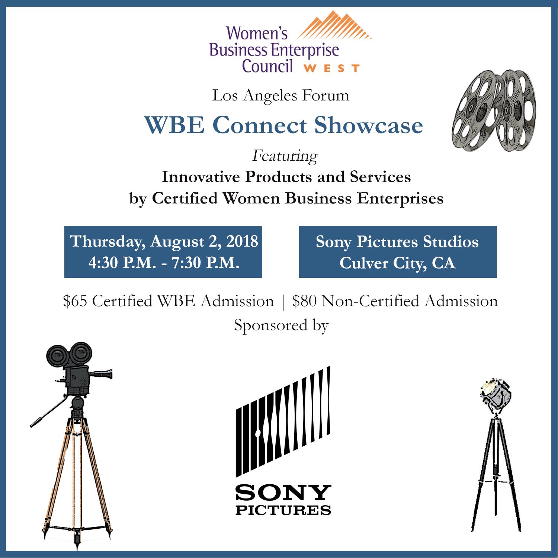 WBE Connect Showcase 2018