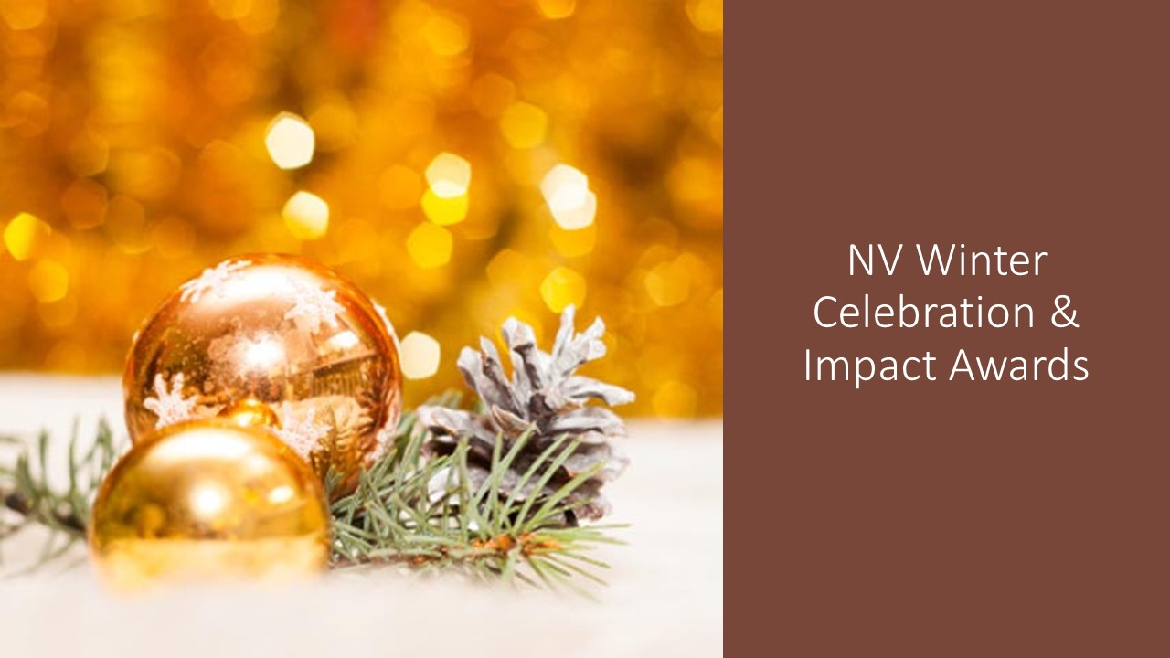 NV Winter Celebration & Impact Awards Header