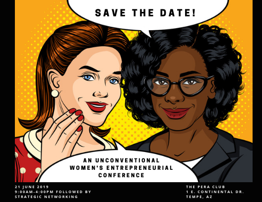 AZ Unconventional Women's Conference