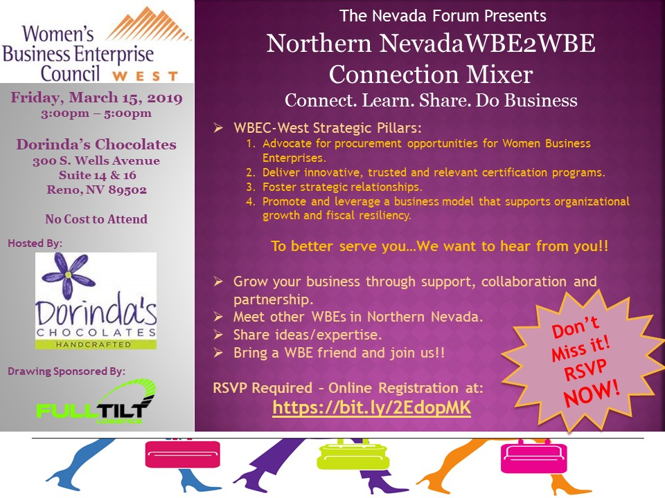 WBE2WBE Connection Mixer_Northern NV3.15.19