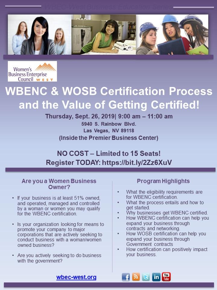 WBENC-WOSB Cert Process Flyer sept