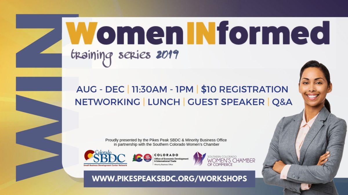 Women Informed (WIN) Series: WBEC (Women's Business Enterprise Council West) Updates
